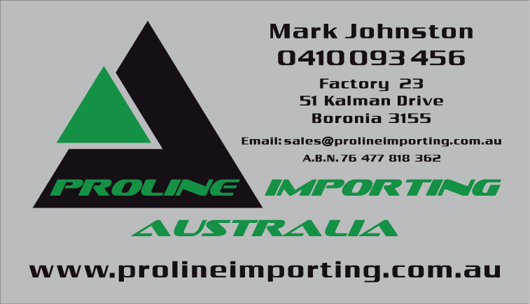 Proline Business Card